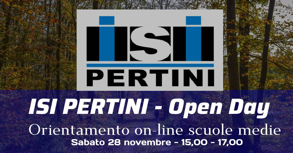 open day isi pertini